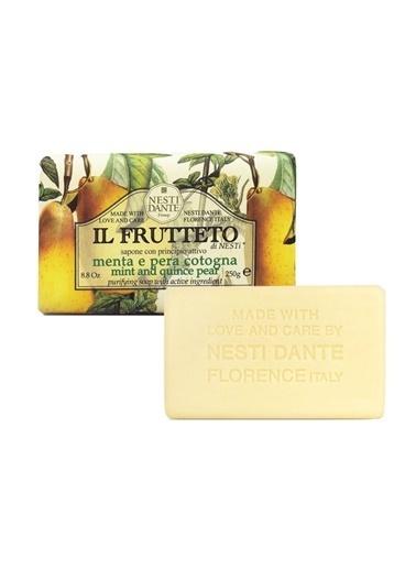 Nestidante Il Frutteto Mınt And Quınce Pear Sabun 250 Gr Renksiz